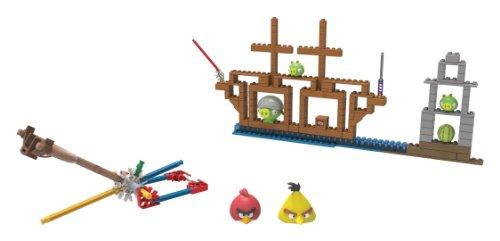 K'nex Juego de construcción para niños Angry Birds de 170 Piezas (72457)