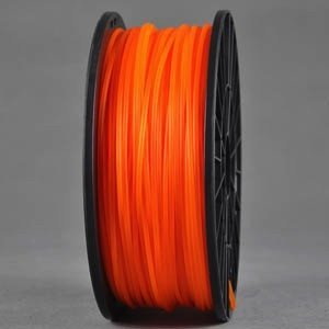 Arancione per stampante 3d filamento pla 3mm da technologyoutlet