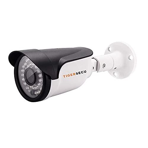 TIGERSECU Super HD 1080P Hybrid 4-in-1 Security...