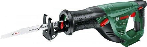 Bosch Akku Säbelsäge PSA 18 LI (1 Akku, 18 Volt System, im Koffer)