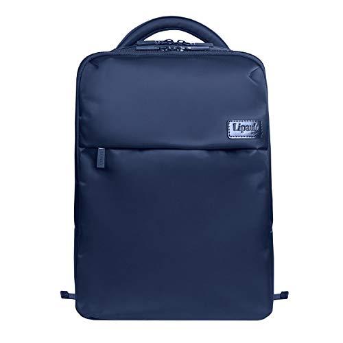 Lipault - Plume Business Backpack - 15' Laptop Over Shoulder Purse Bag for Women - Navy