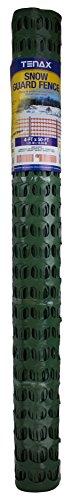 Tenax Snow Guard 82119006 , 4' X 50', Green