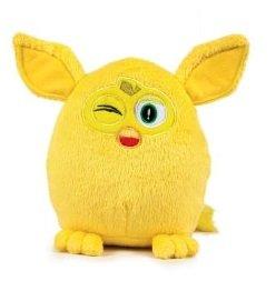 Furby Plüsh 18cm - Qualität super Soft - Farbe Gelb