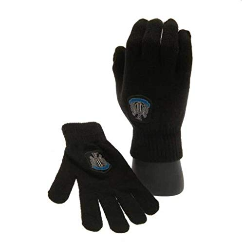Newcastle United F.C Knitted Gloves Junior