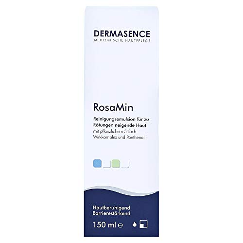DERMASENCE RosaMin Reinigungsemulsion,150ml
