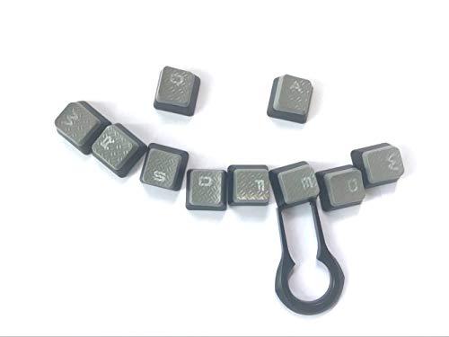 LZYDD FPS Backlit Key Caps for Corsair K70RGB K70 K95 K90 K65 K63 Gaming Keyboards Cherry Key switches