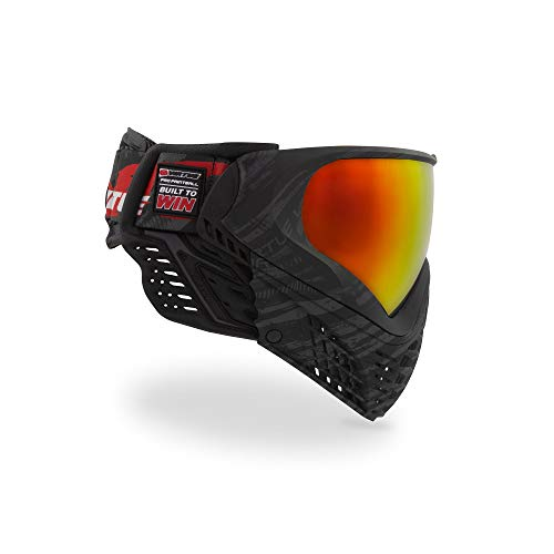 Virtue VIO Contour II Thermal Paintball Goggles/Masks - Graphic Black Fire