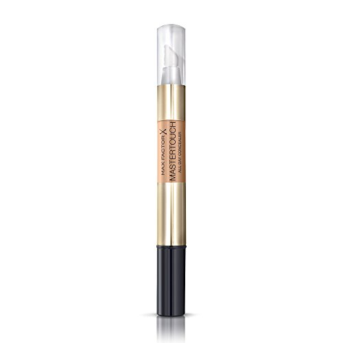 Max Factor Mastertouch Liquid Concealer Pen, 306 Fair, Full Coverage and Instant Retouch with Lightweight SPF 10 Formula, 10 g