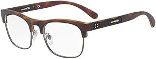 ارنيت اطار نظارة للجنسين ، متعددة - بني