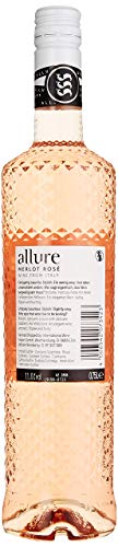 allure Merlot Rosé HalbTrocken (1 x 0.75 l) - 5