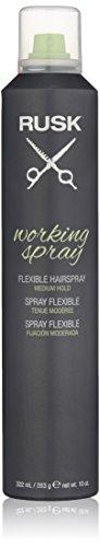 RUSK Working Spray, 10 fl. oz.