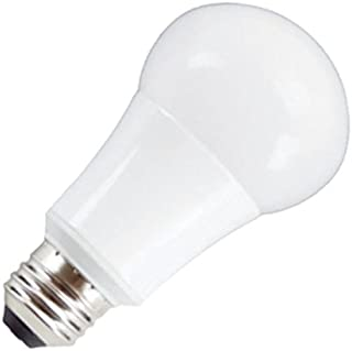TCP LED9A1927K A19 LED Bulb, E26 10W (60W Equiv.) 82 CRI - Non-Dimmable - 2700K - 800 Lm.