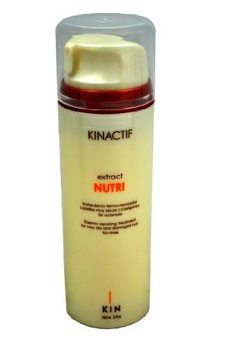 Kin Kinactif Nutri Extraer Thermo Tratamiento Reparación para Cabello Muy Seco y Dañado - 150 ml