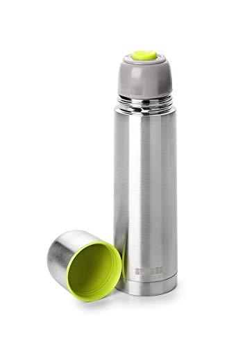 Termo para líquidos - Acero Inoxidable - Tapón dosificador - Ideal para Transportar el café - Capacidad 200 ml