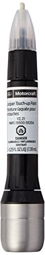 Ford PMPC-19500-5920A Genuine Touch-Up Paint, Clear/White