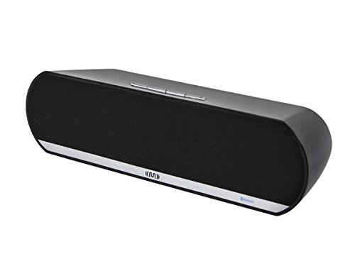 Monoprice Bluetooth Stereo Speaker, Black