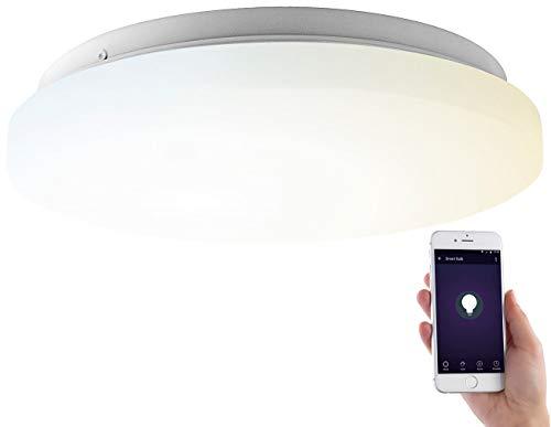 Luminea Home Control LED Deckenlampe