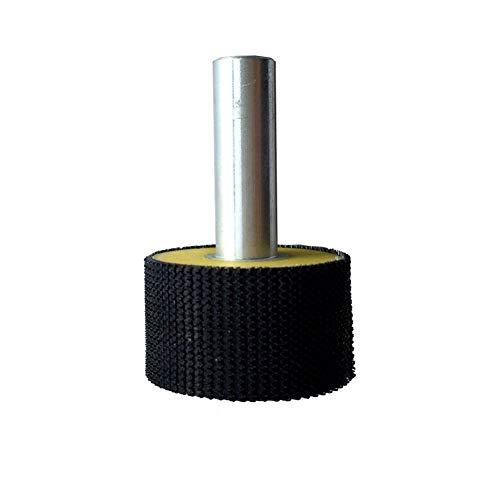 1,2-Zoll-30-mm-Schleifscheiben-Stützkissen mit 9,5-mm-Schaft für das Schleifen von ABB-Roboter-Lichtbogenoberflächen