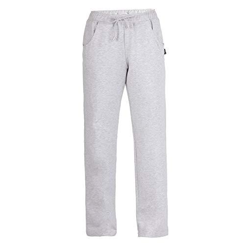 Authentic Klein, gerade geschnittene Damen Jerseyhose für Sport- und Freizeit aus hochwertigem Baumwollmischgewebe in Übergrößen; Große Grßen; Kurze Größen; Lange Größen