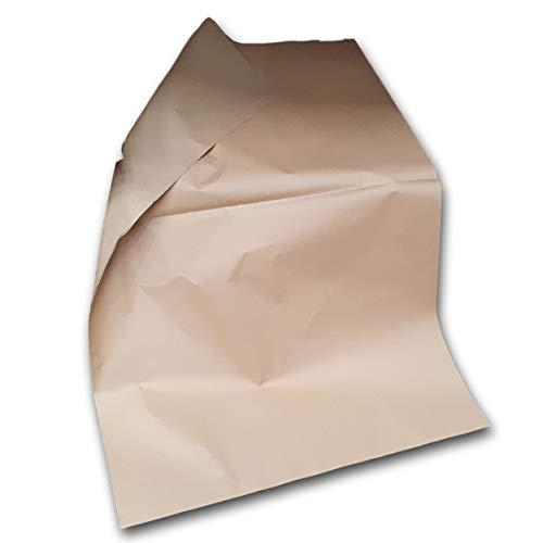 IMBALLAGGI 2000 - Fogli Carta Imballaggio Avana - 100x150 - Carta da Pacco per Trasloco e Rivestimento (10)