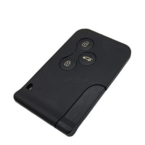 XIAN Chip de 3 botones 433 MHz 7947 con cuchilla de inserción de emergencia llave remota inteligente para Renault Megane Scenic 2003-2008 tarjeta