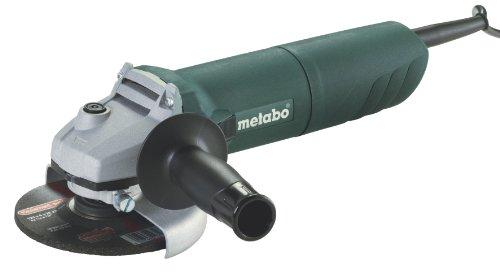 Metabo 6.06722.00 Amoladora Angular, Negra-Verde