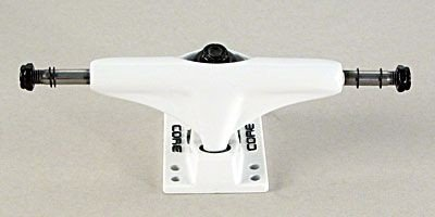 Core Skateboard Achsen Set 5.0 weiß/weiß (2 Achsen)