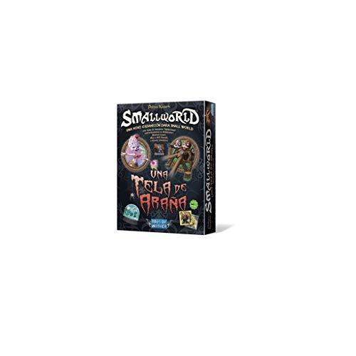 Days of Wonder- SmallWorld: Una Tela de Araña - Español, Color, Talla...