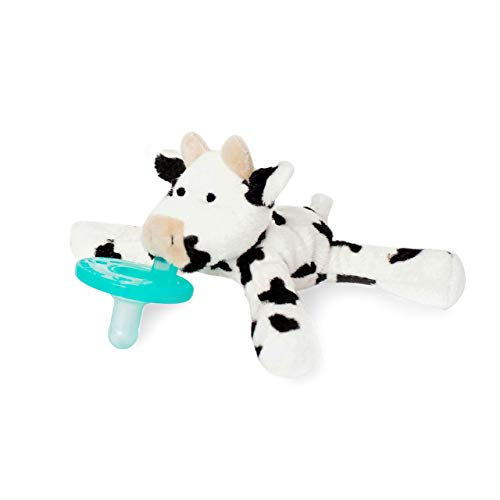 WubbaNub Infant Pacifier - Baby Cow
