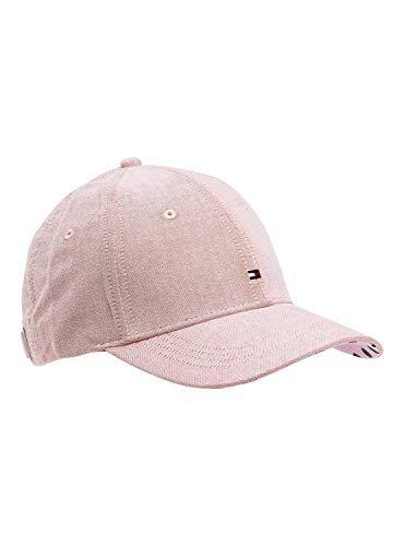 Tommy Hilfiger BB Cap Chambray, 812 AW0AW06672812 /ROSA