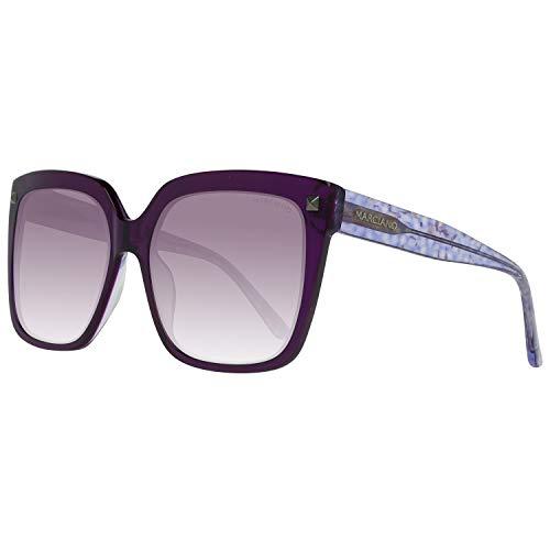 Guess by Marciano Sonnenbrille Gm0740 5883C Gafas de sol, Morado (Violeta), 58.0 para Mujer