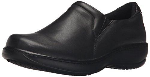 Spring Step Women's Woolin Work Shoe, Black, 8.5 M US