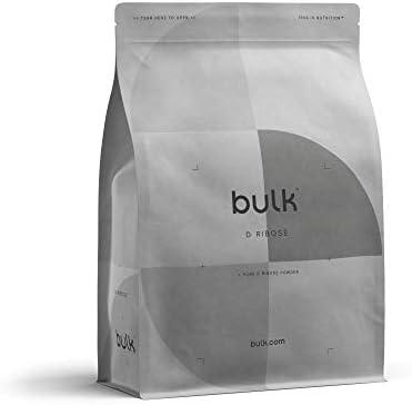 Bulk Pure D-Ribose Powder, 100 g, Packaging May Vary