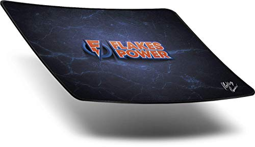 Mousepad gamer flakes power speed - linha gamer flakes power