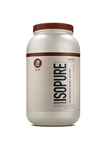 Nature's Best Isopure Natural Chocolate