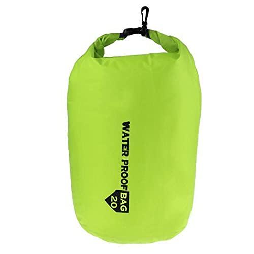 F Fityle 2X Bolsa Impermeable para Teléfono Celular Bolsa con Correa de Muñeca Flotante para Nadar Pesca 20L