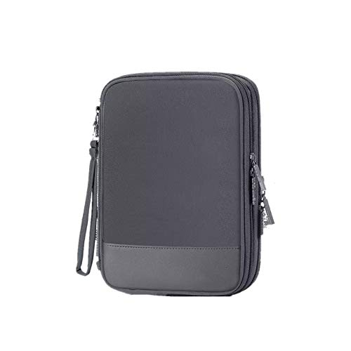 Digital Storage Accessory Bag Digital Charger Storage Bag USB Data Cable Organizer Earphone Cable Bag Electronic Accessories Storage Bag Carry Organiser Case