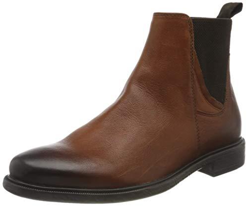 GEOX U TERENCE DK COGNAC Men's Boots Chelsea size 42(EU)