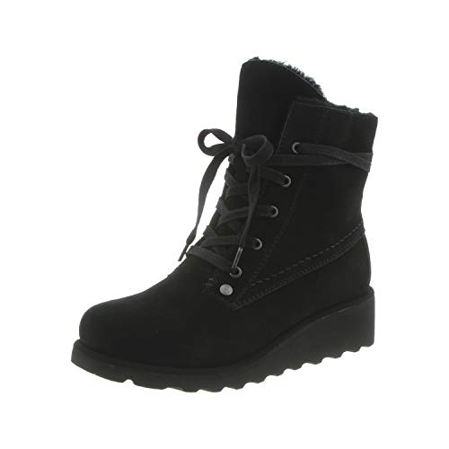 BEARPAW Women's Krista Black