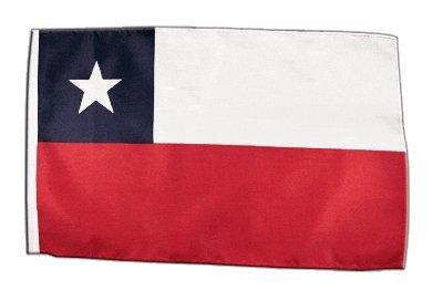 Fahne Flagge Chile 30 x45 cm