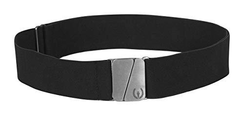 Kerrits Logo Stretch Belt Black Size: One Size