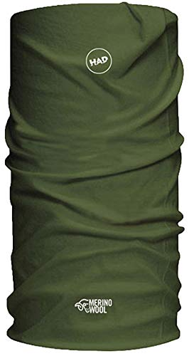 Had Merino/one Size Funktionstuch, Army Green