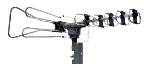 SC-603-Supersonic HDTV and Digital Outdoor TV Antenna Up to 20-28 dB Amplification SC-603