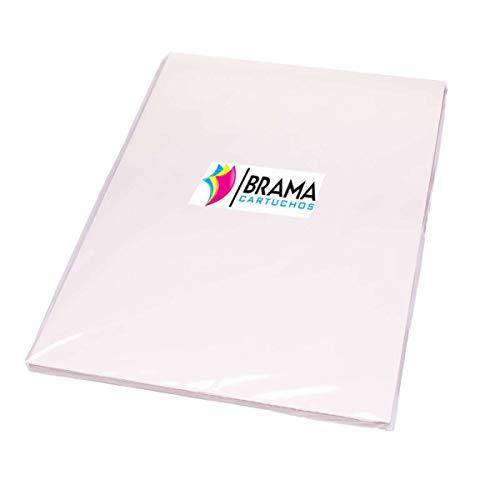 Papel sublimación Premium de 100gr, 100 hojas, de alta calidad para Epson. Ideal por tazas, cantimploras, poliester (A3)