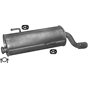 fits C2 C3 C3 PLURIEL 1.4 D 70hp 2005-2010 ETS-EXHAUST 2938 Exhaust Rear Silencer