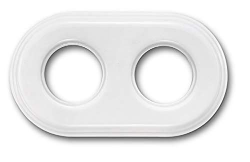 Fontini garby - Marco 2 elemento garby porcelana blanco pack