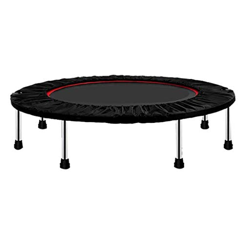 Trampolines YNN Mini Sports Workout Waterproof Jumping Cloth Indoor Balcony Bouncer Coordination/Balance Ability 100cm 120cm (Size : 100cm)