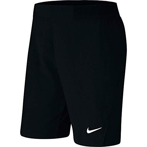 Nike Herren Boxershorts Gr. M, Negro/Blanco