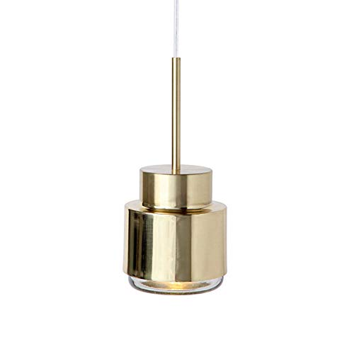 Postmoderne Beleuchtung Nordic Personality Restaurant Bar Metallbett Gold postmoderne minimalistische Lampen