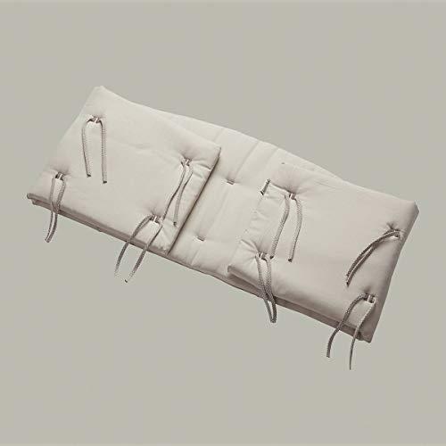 Leander Tour de lit pour lit bébé classique Cappuccino
